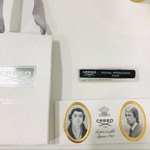 Creed royal princess oud travel purse size